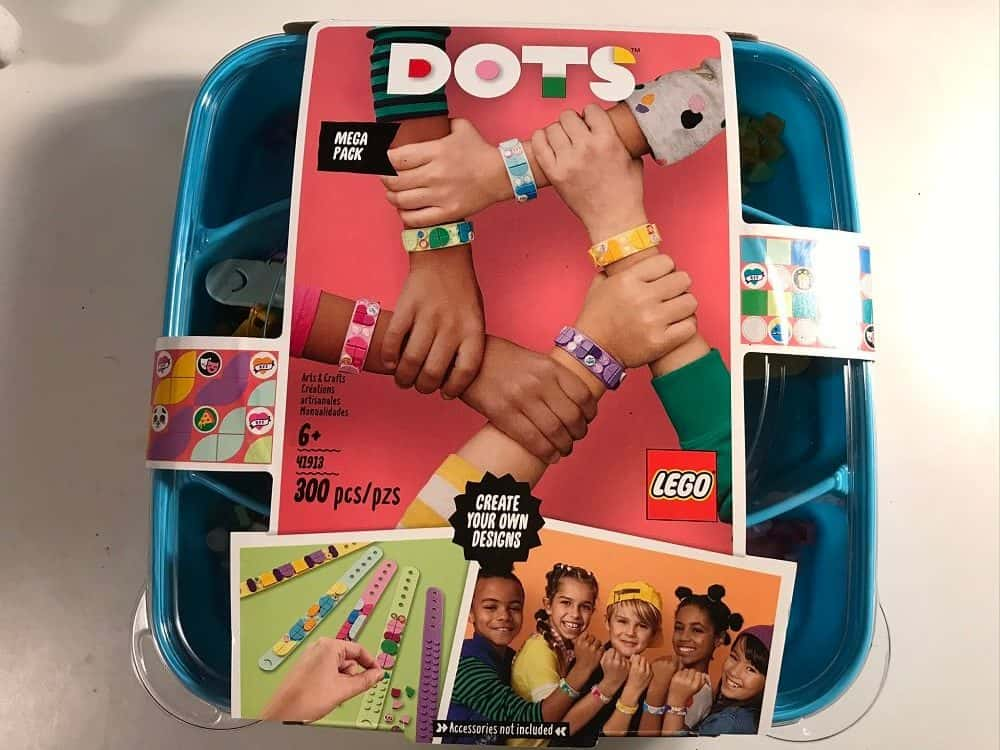 Lego Dots Mega Pack Bracelet Set Packaging